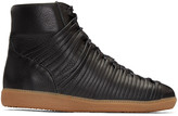 Damir Doma Black Follet High-top Sneakers