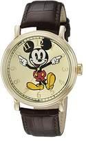 Disney Men's W001848 Mickey Mouse Analog Display Analog Quartz Watch