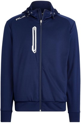 Polo Ralph Lauren Tech Jersey Zip-Up Hoodie
