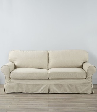 L.L. Bean Pine Point Sleeper Sofa and Slipcover