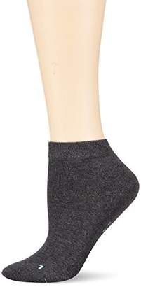 Hudson Women's AIR PLUSH Ankle Socks, 100 DEN, (White 0008)