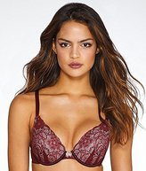 Lily of France Women's Extreme Ego Boost Lace Push Up Bra 2131701