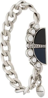 Camila Klein Amor chain bracelet