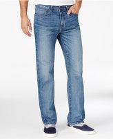 Tommy Hilfiger Men's Relaxed-Fit Vintage Wash Jeans