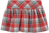 Mayoral Flannel skirt