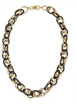 Ashley Pittman Kamba Dark Horn Necklace