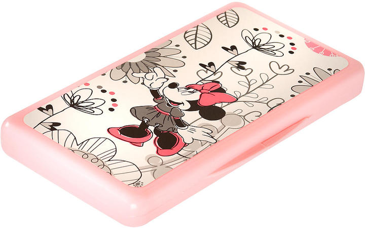 Bag Bazaar Disney Mickey & Minnie Mouse Wipes Case (Colors/Styles Vary)