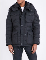 Polo Ralph Lauren Down-filled quilted shell jacket