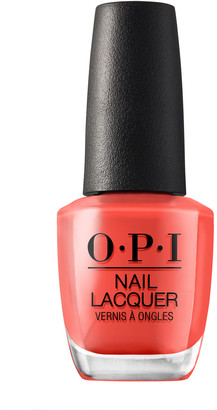 OPI Mexico City Collection Nail Polish 15Ml My Chihuahua Doesn'T Bite Anymore