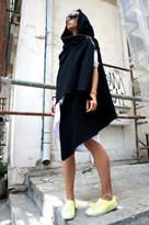 sleeveless hooded cardigan - ShopStyle