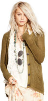 Denim & Supply Ralph Lauren Linen Long-Sleeved Cardigan