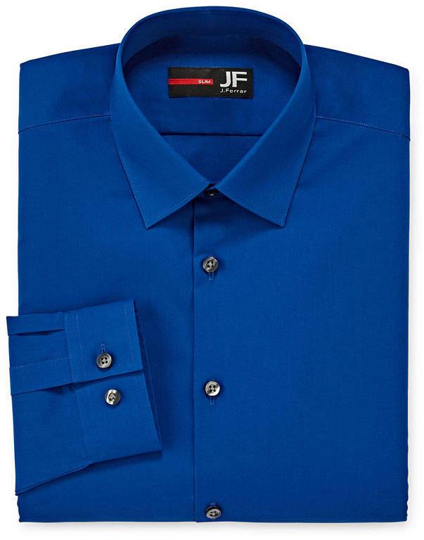 5bdec34ea8152 Jf J.Ferrar Men s Big And Tall Shirts - ShopStyle