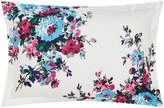 Joules Charlotte Cream Floral Pillowcase - Oxford