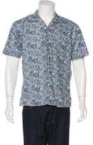 Gitman Brothers Printed Woven Shirt w/ Tags