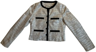 By Malene Birger Silver Cotton Jackets