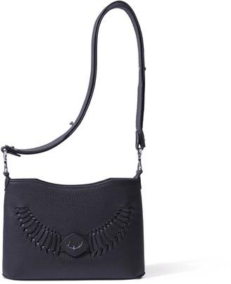 Yiy Drop Minibag & Crossbody Personalizable In Night Blue
