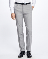 Brooks Brothers Fitzgerald Fit BrooksCool® Plaid Trousers