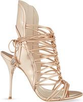 Sophia Webster Lacey heeled sandals