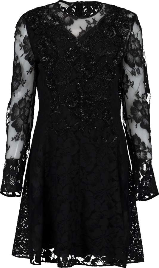 Stella McCartney Cassie Floral Lace Dress