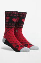 Stance Heart Bandit Crew Socks