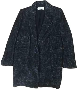Mauro Grifoni Black Coat for Women