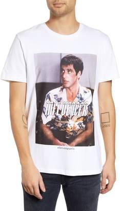 Eleven Paris elevenparis Nimeral Graphic T-Shirt