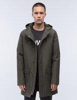 A.P.C. Fighter Parka