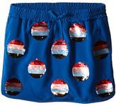 Little Marc Jacobs Crepe Skirt All Over Sequined (Little Kids/Big Kids)