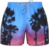Ted Baker Sonset Swim Shorts Blue