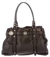 Lanvin Grained Leather Tote
