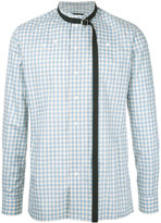 Raf Simons checked shirt - men - Cotton - 46