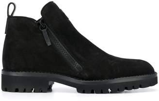 Giuseppe Zanotti side-zip ankle boots