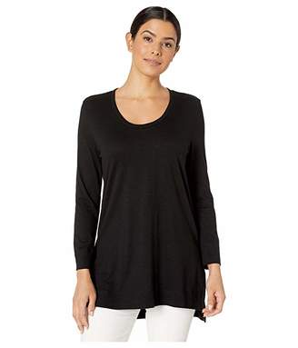 Lilla P Scoop Neck Tunic