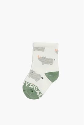 Country Road Rhino Sock