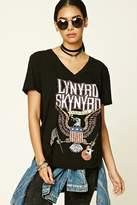 Forever 21 FOREVER 21+ Lynyrd Skynyrd Tour Tee