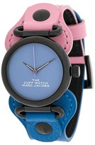 Marc Jacobs Watches The Cuff two-tone watch