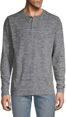 Threads 4 Thought Cannon Heathered Henley
