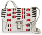 Proenza Schouler White Hava Whipstitch Shoulder Bag