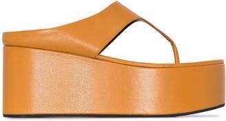 Simon Miller 75mm Platform Thong Sandals