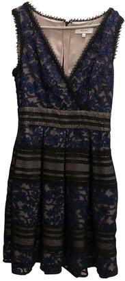 Reiss Blue Lace Dress for Women