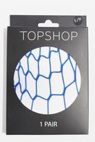 Topshop Supersize Fishnet Tights