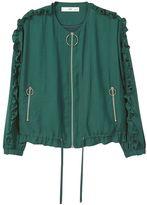 MANGO Ruffle flowy jacket