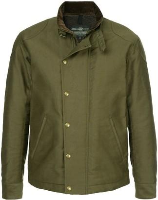 Addict Clothes Japan military Boa jacket