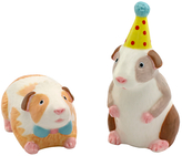 Cath Kidston Pets Party Guinea Pigs Salt and Pepper Shakers