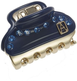 Alexandre de Paris Vendome Clip Blue 3Cm