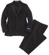 Ralph Lauren Fairbanks Wool Tuxedo, Black, Boy's Sizes 4-7