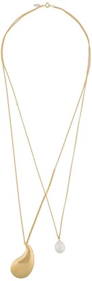 Wouters & Hendrix Reves de Reves abstract pearl necklace