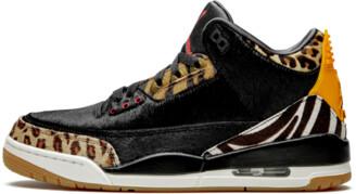 Jordan Air 3 Retro 'Animal Instinct' Shoes - Size 8