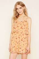 Forever 21 FOREVER 21+ Contemporary Floral Dress