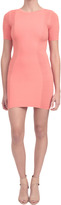 Torn By Ronny Kobo Ruth Dress Coral